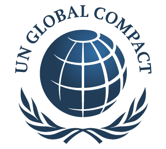 Logo United Nations Global Compact [logo]